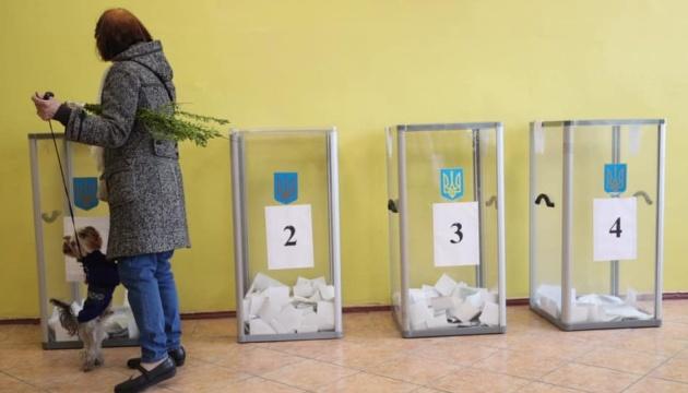 Wahlbeteiligung liegt bei knapp 45 Prozent - Stand 15:00 Uhr