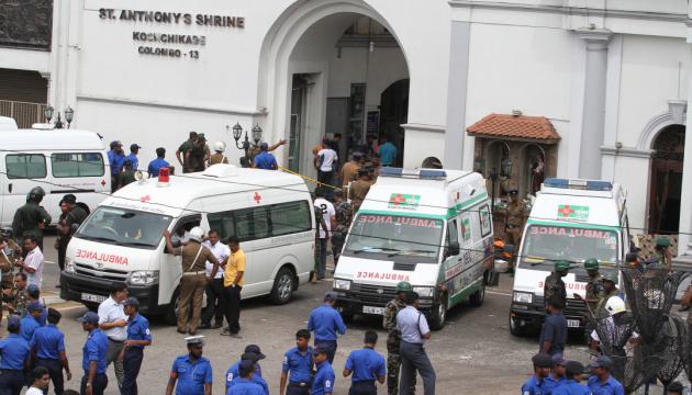 Теракты в Шри-Ланке: число погибших достигло 290 человек