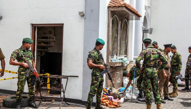 Число погибших в результате взрывов на Шри-Ланке возросло до 262