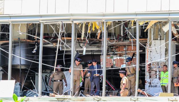 Кількість загиблих внаслідок вибухів на Шрі-Ланці сягнула 215