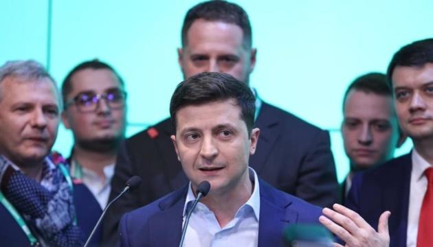 Nationaler Exit Poll: Selenskyi erhält 87,7 Prozent Stimmen im Osten der Ukraine