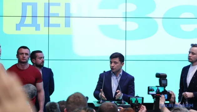 Zelensky plans to restart Minsk process