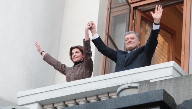 Порошенко заявил, что пойдет на следующие выборы президента