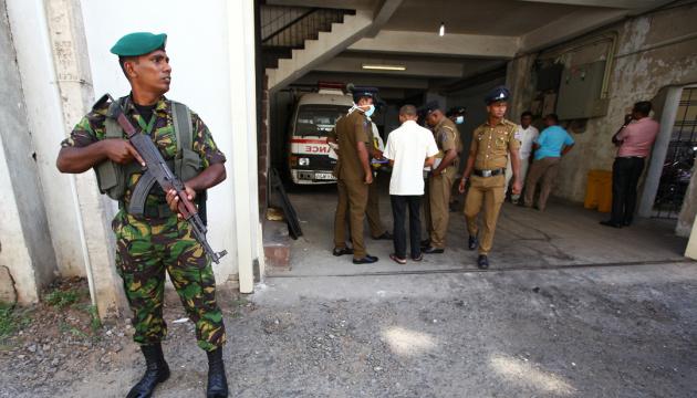 Міністр оборони Шрі-Ланки подав у відставку через теракти
