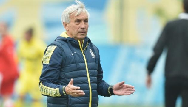 Сергій Сапронов очолив дівочу збірну України WU-17 з футболу