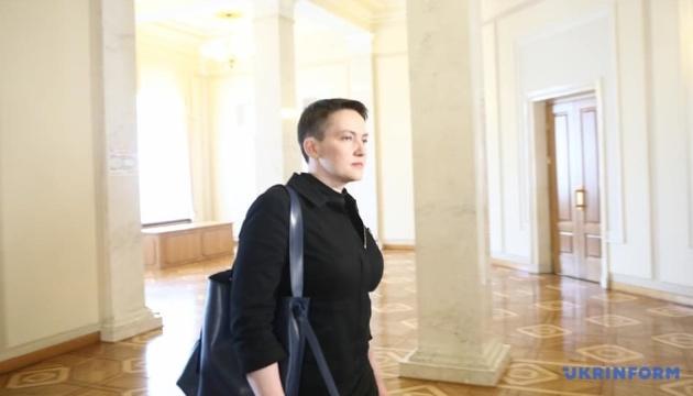 Савченко пропонують позбавити звання Героя України - петиція набрала за добу 11 000 голосів