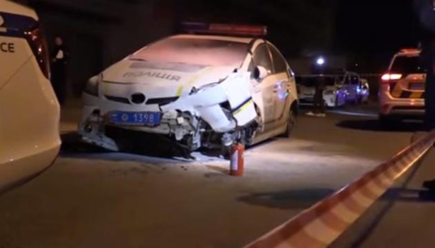 Мужчине, сбившему патрульную и угнавшему полицейское авто, объявили подозрение