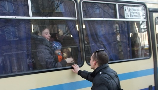 Number of IDPs from occupied Crimea and Donbas growing – Social Policy Ministry