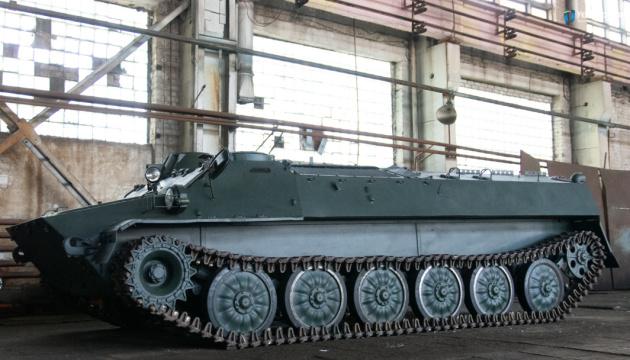 Харьковский автозавод за годы войны восстановил более 600 единиц военной техники