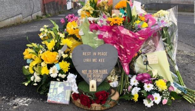 У Північній Ірландії за підозрою у вбивстві журналістки затримали жінку