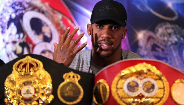 На бій з Ентоні Джошуа претендують 6 боксерів