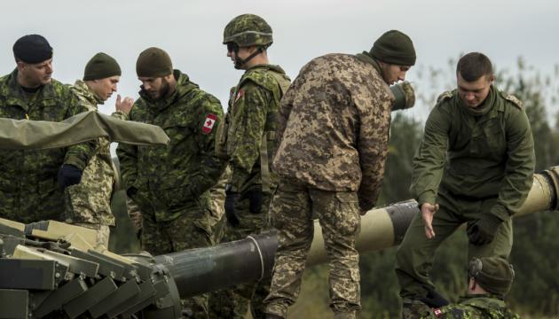 Українські військові швидко вчаться - керівник канадської місії UNIFIER