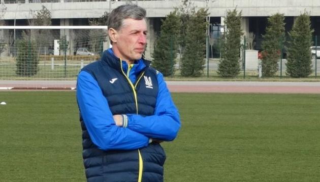 Валерій Паламарчук очолив молодіжну жіночу збірну України (WU-19) з футболу