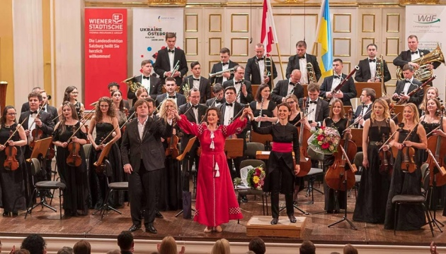 Українські зірки зібрали повний зал у зальцбурзькому