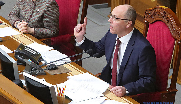 Speaker Parubiy hopes Electoral Code to be adopted by July 14
