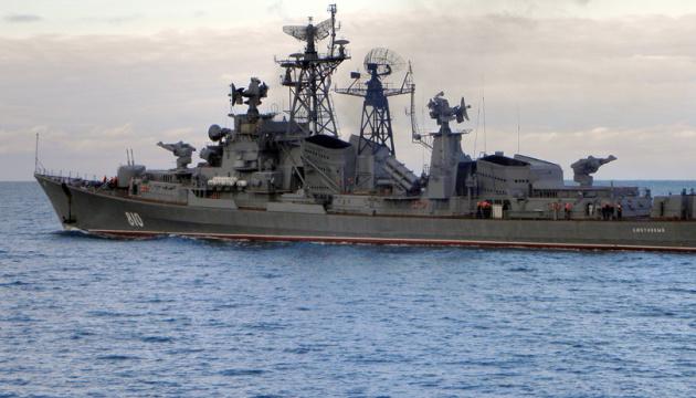 Кулеба вважає, що Кремль може провести «повзучу анексію Азовського моря»