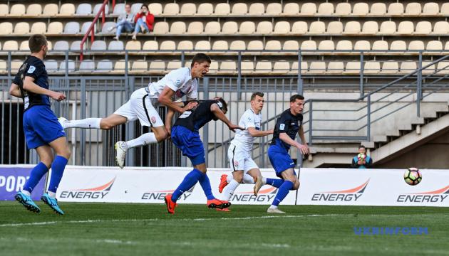Чемпионат Украины по футболу: