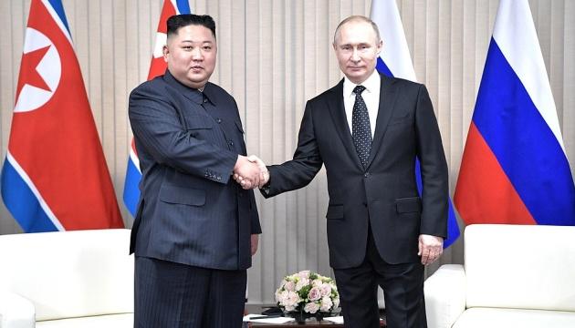 Путін та Кім Чен Ин майже дві години говорили