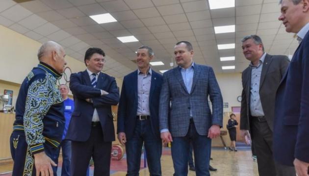 Профільний комітет ВР високо оцінив роботу з модернізації олімпійського центру Конча-Заспа