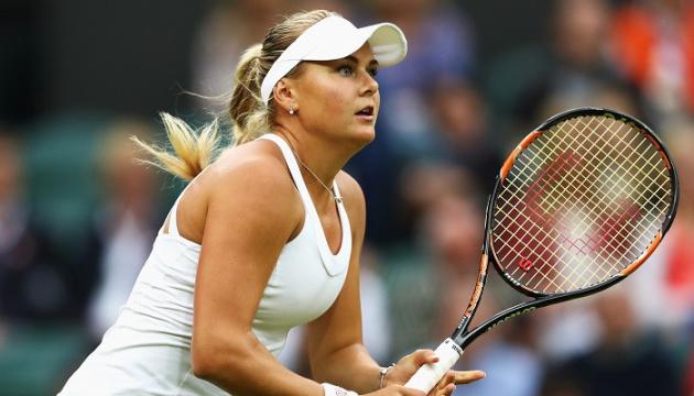 Козлова проиграла Младенович во втором круге турнира WTA в Стамбуле