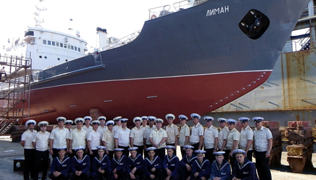 В окупації Криму брав участь 519-й дивізіон кораблів-розвідників ЗС РФ - InformNapalm