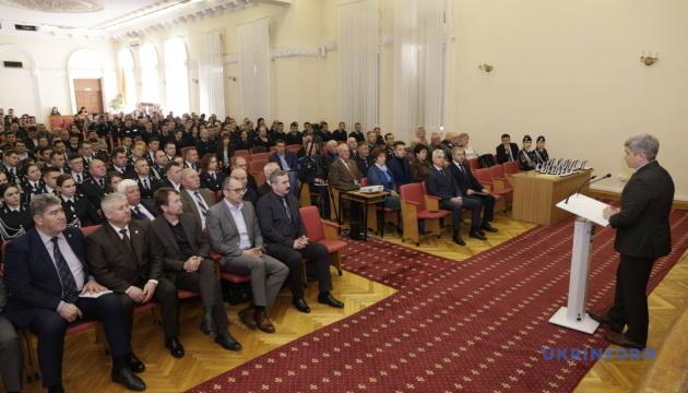 В МВС Молдови вшанували пам'ять жертв Чорнобильської катастрофи