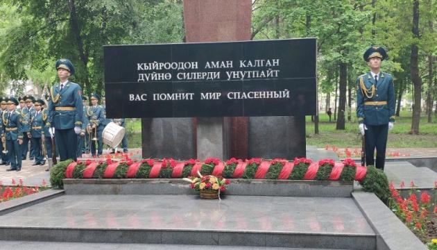 У Киргизії та Казахстані вшанували пам'ять ліквідаторів аварії на ЧАЕС