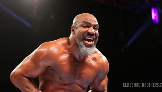 Бокс: Бріггз заявив, що отримав пропозицію на бій від команди Володимира Кличка