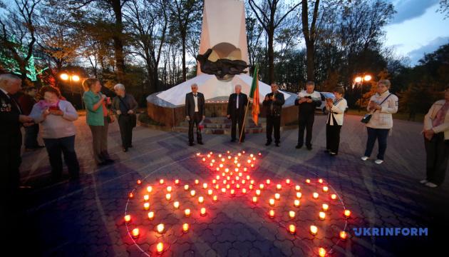 У Харкові вшанували ліквідаторів аварії на ЧАЕС