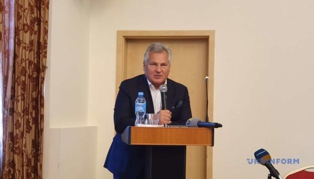 Перші кроки на посту президента: Кваснєвський дав поради для Зеленського