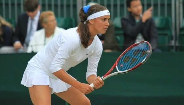 Теніс: Калініна не змогла вийти до півфіналу 80-тисячника в США