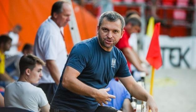 Тренер українських футболістів: Нам не надто пощастило з жеребом у відборі Пляжних ігор