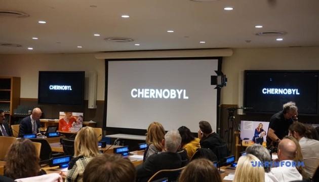 В ООН показали отрывки нового фильма HBO о ликвидаторах аварии на ЧАЭС