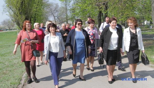 План дій для старост ОТГ презентували на Дніпропетровщині