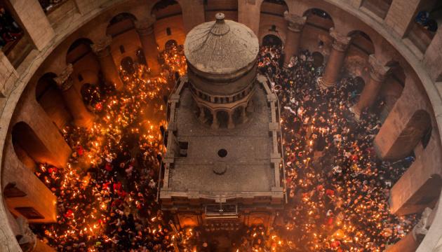 На сходження Благодатного вогню пустять 2 500 вірян