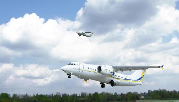 Ан-158 модернизируют по программе импортозамещения