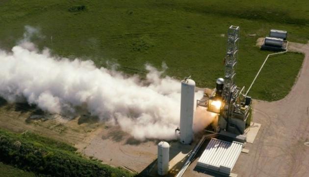 У США успішно протестували другий ступінь українсько-американської ракети