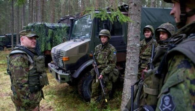 Ukraine to participate in NATO military exercises in Estonia