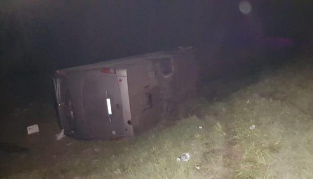 МЗС уточнило, що в аварії автобуса у Росії постраждали 15 українців