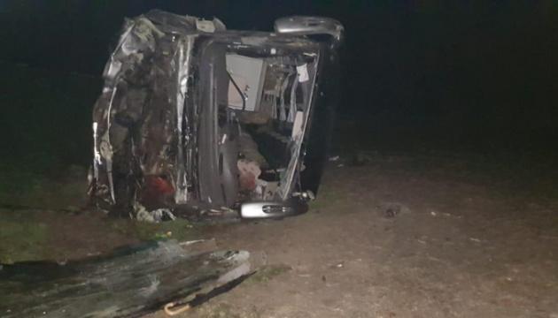 В России перевернулся автобус с украинцами: 21 пострадавший