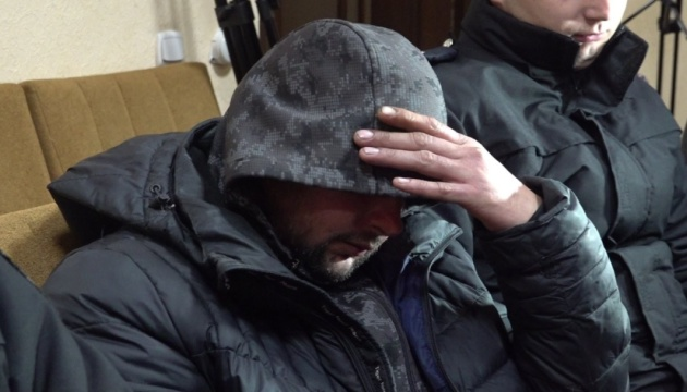 Чоловіка, який кинув гранату у салон таксі, арештували без права застави