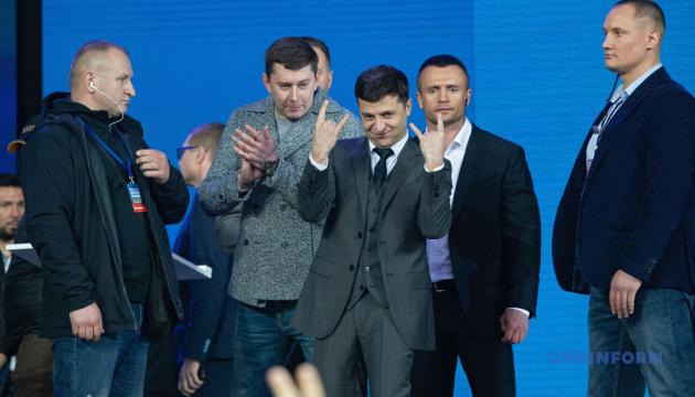 Виборчу кампанію Зеленського фінансували переважно фізичні особи та партія