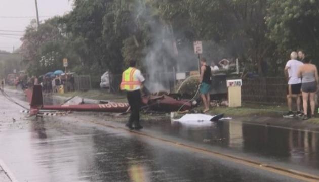 На Гавайях разбился вертолет – трое погибших