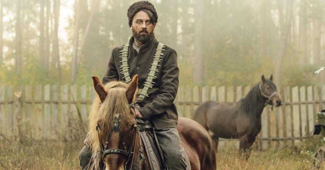 Кадр з фільму «Чорний ворон»
