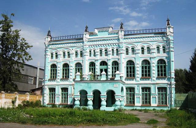 Стародубская мужская гимназия, теперь - Брянская область, РФ;
