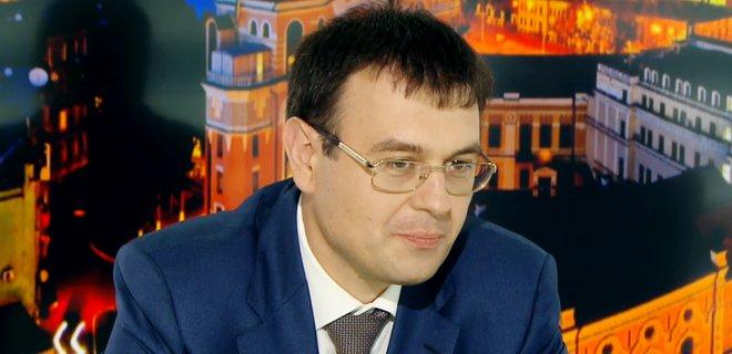 Голова Комітету Верховної Ради України з питань фінансів, податкової та митної політики Данило Гетманцев