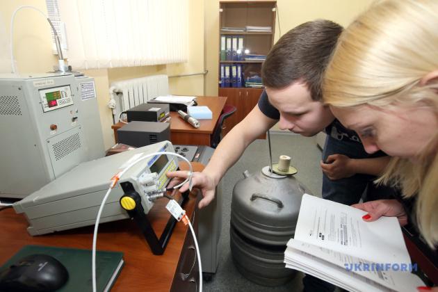 Во время работы с эталоном единицы температуры