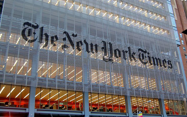 New York Times / Фото: Arman Dzidzovic/ New York Observer