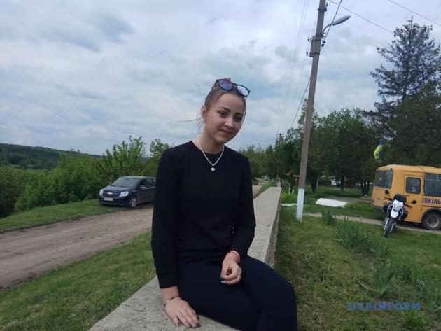 Настя Зверховська