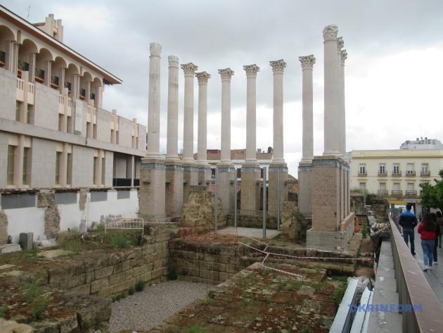 Рештки римського храму